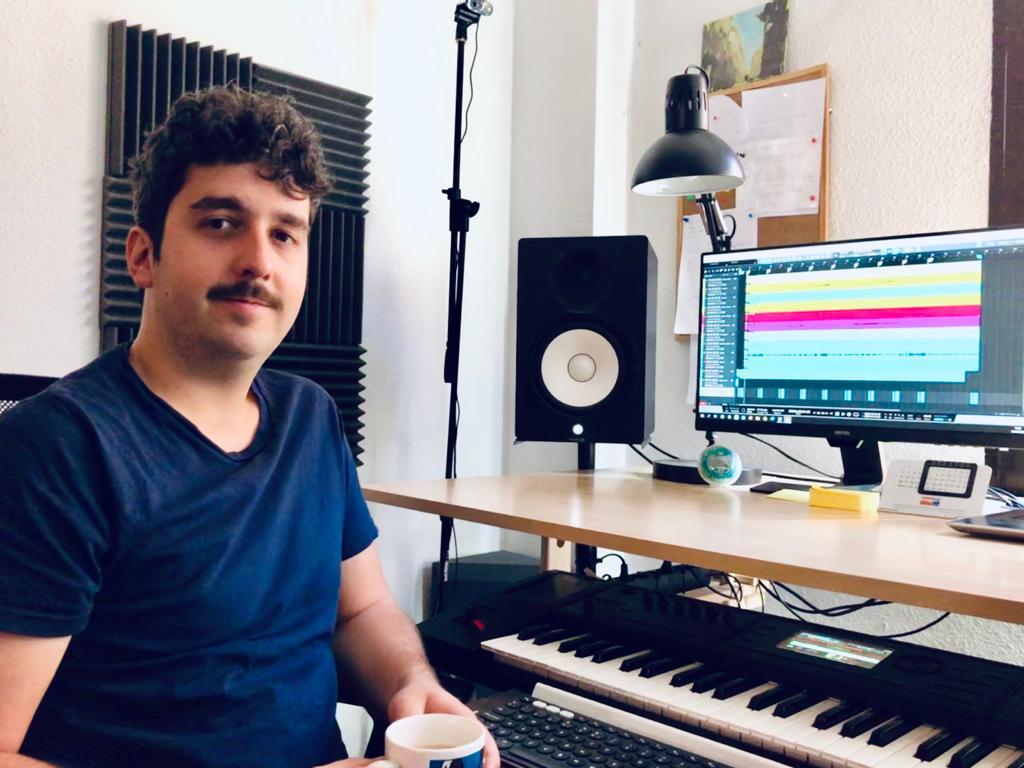 Erik Niemietz Pianista / Teclista