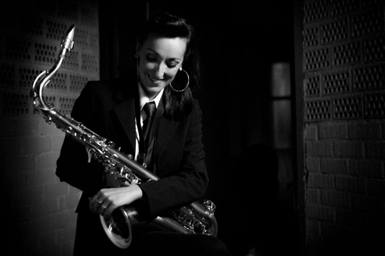 Katia Fernandez Mesonero Saxofonista