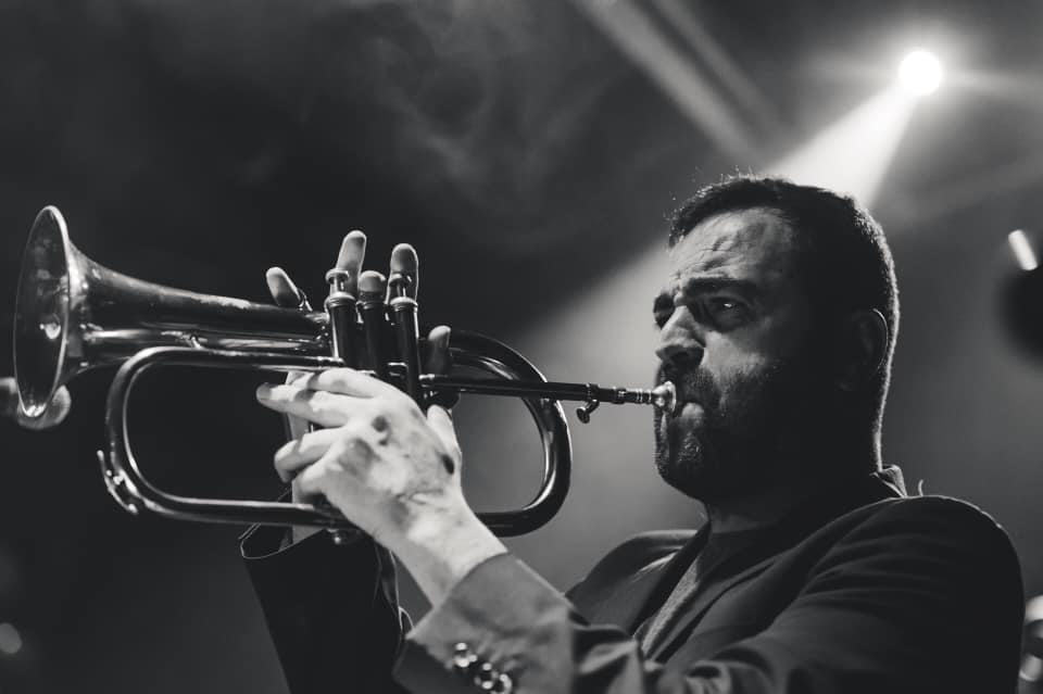 Iván del Castillo, Trompetista