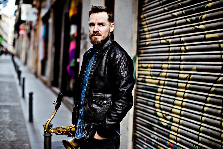 Aarón Pozón Saxofonista