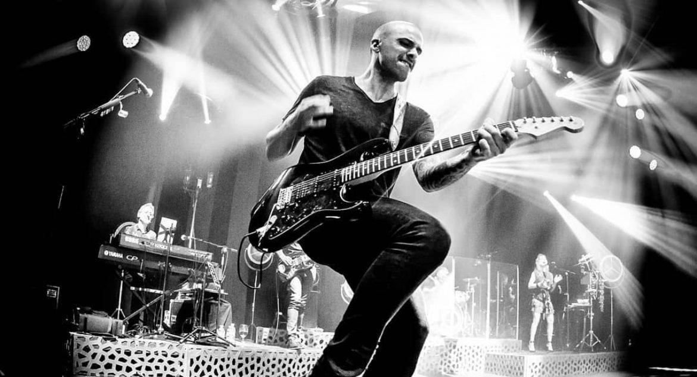 Javi Arpa, Guitarrista