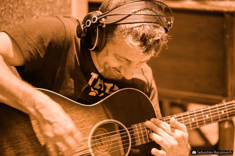 Pablo Novoa, Guitarrista/Productor