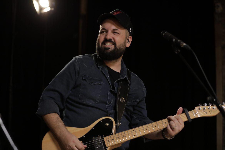 Borja Montenegro, Guitarrista y Productor Musical