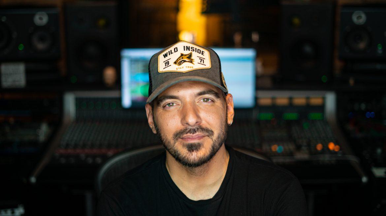Pablo Cebrián, Productor y Guitarrista