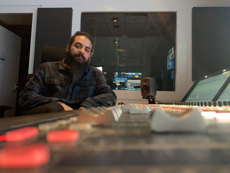 Marcos Guerenabarrena, Técnico de Sonido