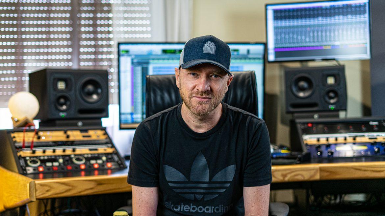 Adrián Schinoff, Pianista y Productor Musical