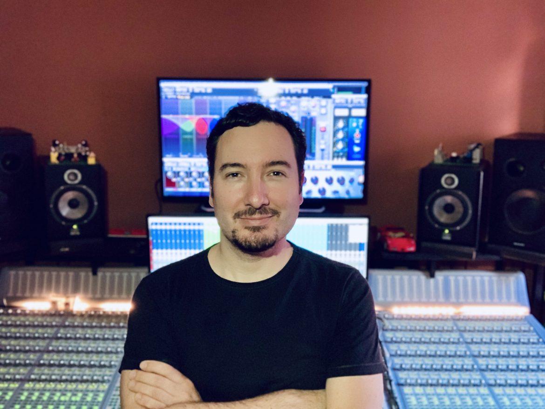 Luis del Toro, Ingeniero de Sonido