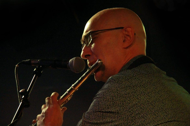 Patxi Pascual , multiinstrumentista de vientos