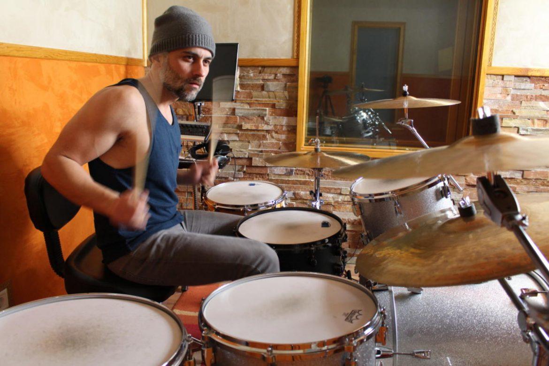 David De la Fuente, batería