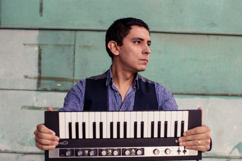 Jorge Vera, pianista, compositor y arreglista