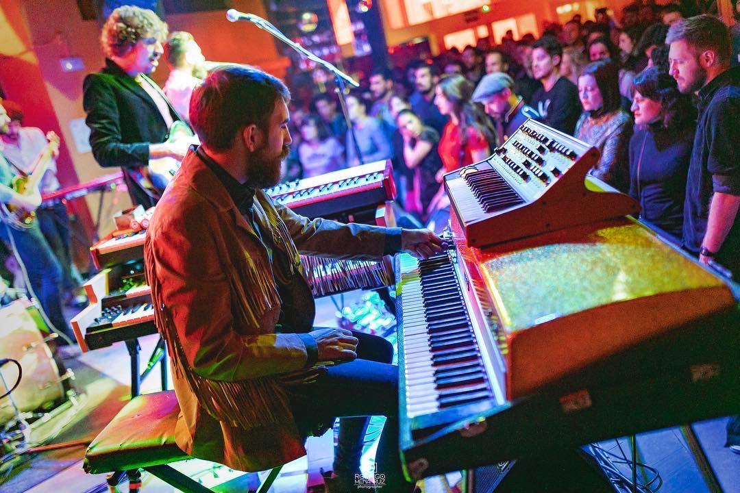 Sergio Valdehita,Teclista (Hammond, Rhodes, Piano,  Clavinet …)
