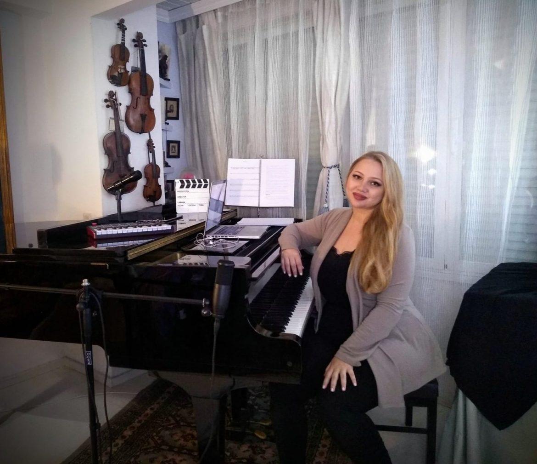 Ana Luminita, compositora de bandas sonoras