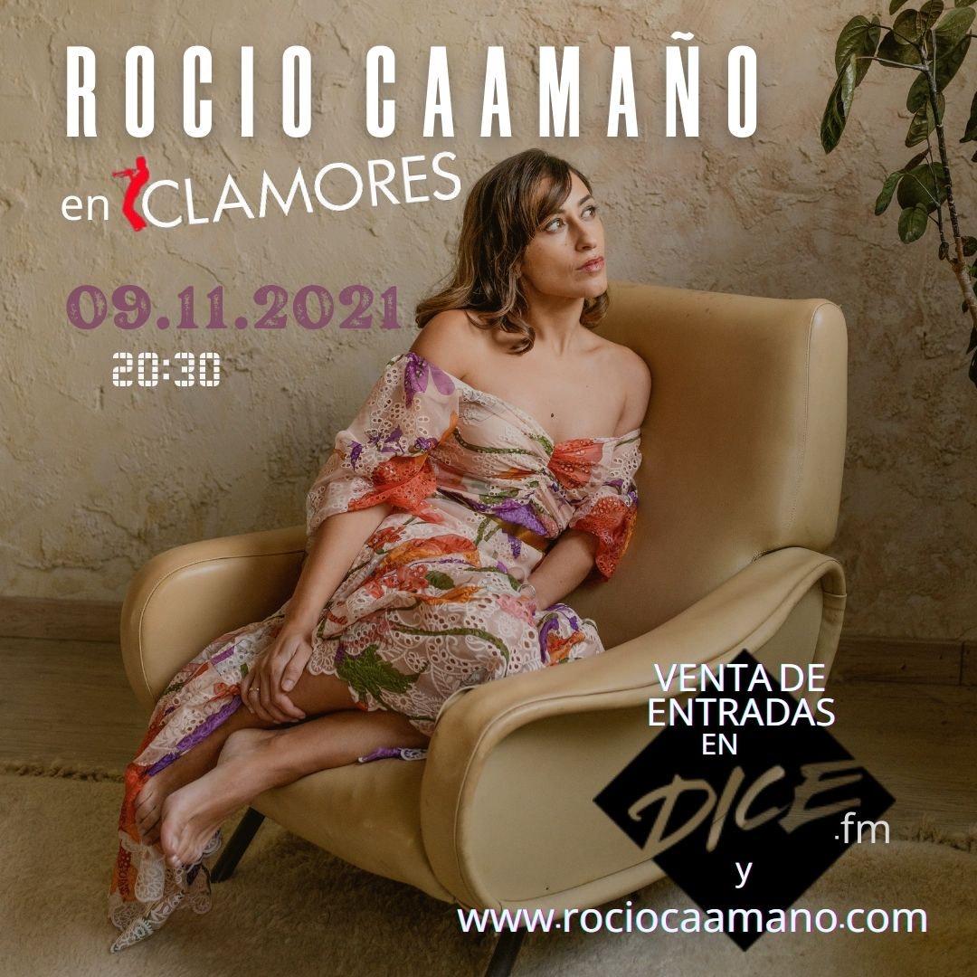 Rocio Caamaño en Concierto