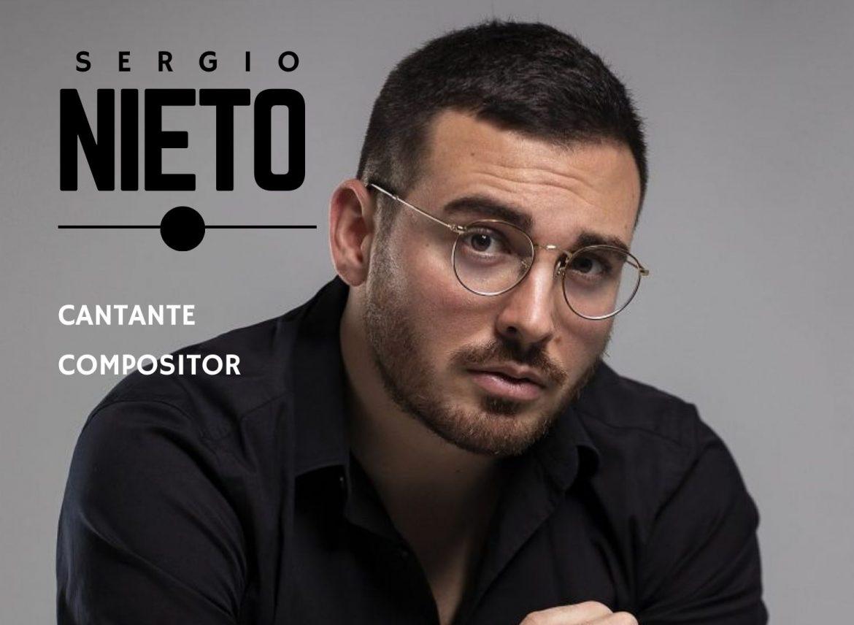 Sergio Nieto, cantante y compositor